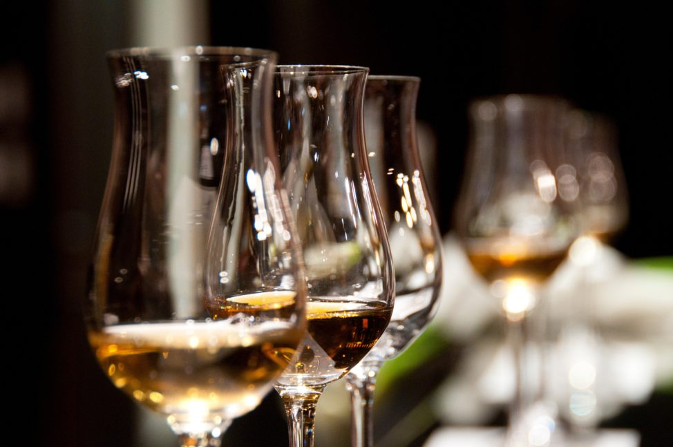 WSET Level 3 test: lots and lots of wine tasting in class