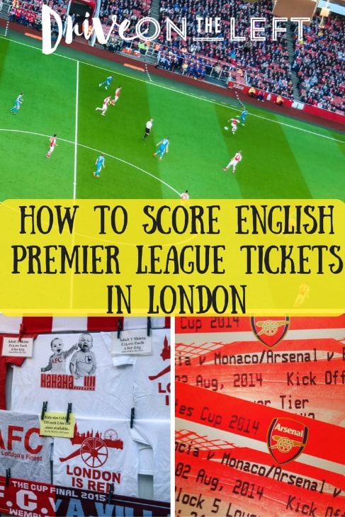 How to Score English Premier League Tickets