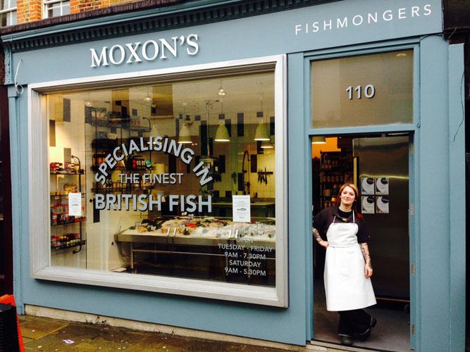 moxons islington