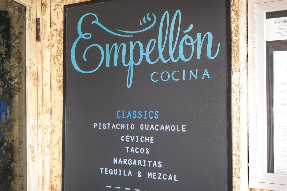 east village neighborhood guide: Empellon Cocina