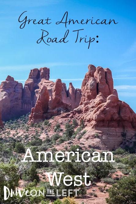 American Road Trip: West
