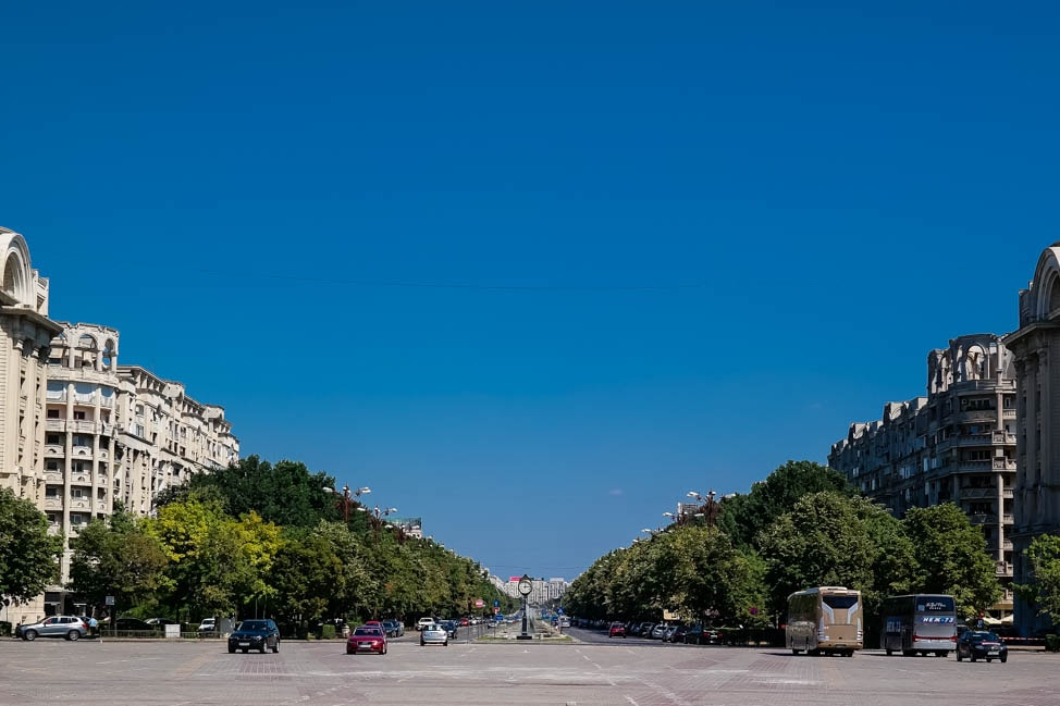 Renting a car in Romania and Bulgaria