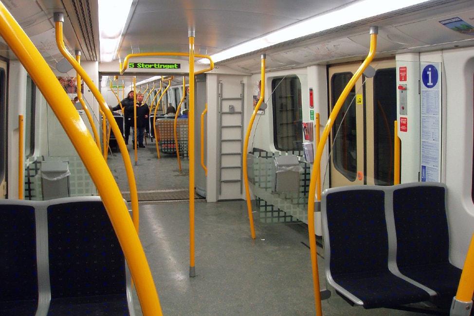 Oslo public transportation