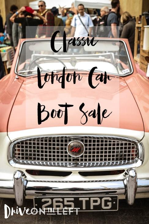 London Car Boot Sale