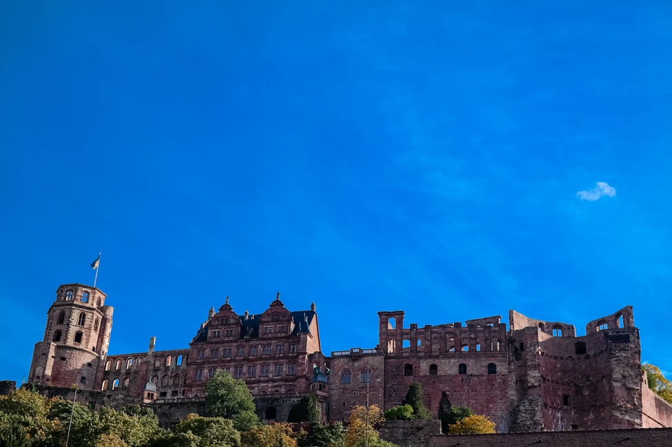 The 15 Best European Road Trips: Heidelberg, Germany
