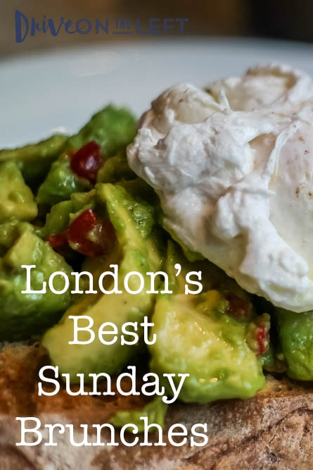 London's Best Sunday Brunch