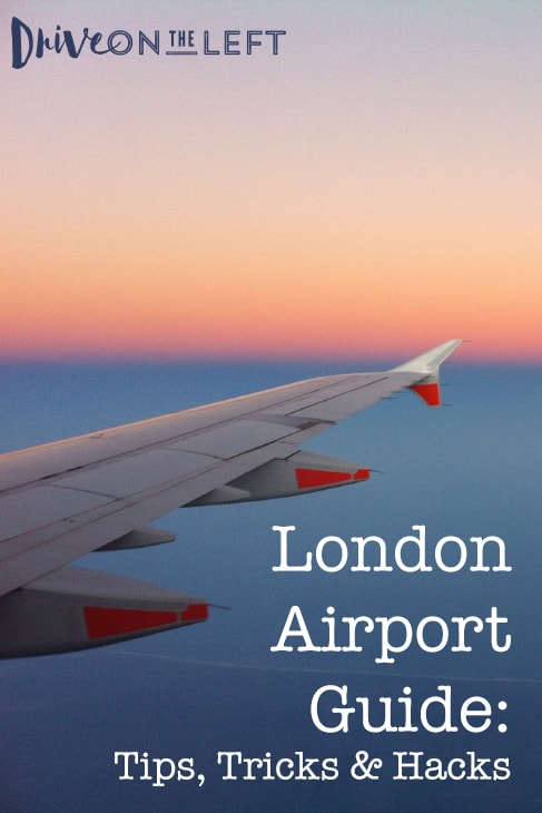 London Airport Guide