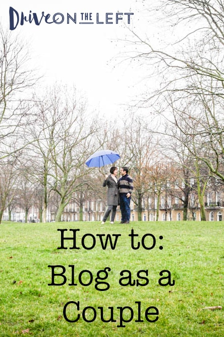 Blogging as a Couple