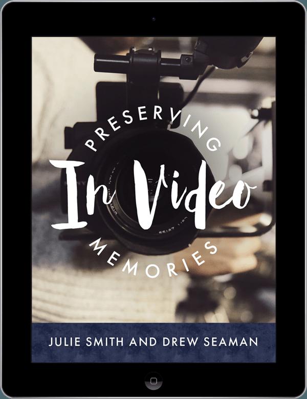 PRESERVING MEMORIES IN VIDEO