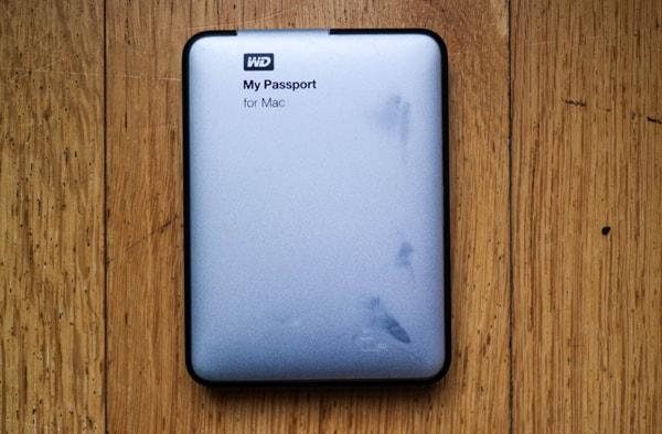 WD PASSPORT 500GB