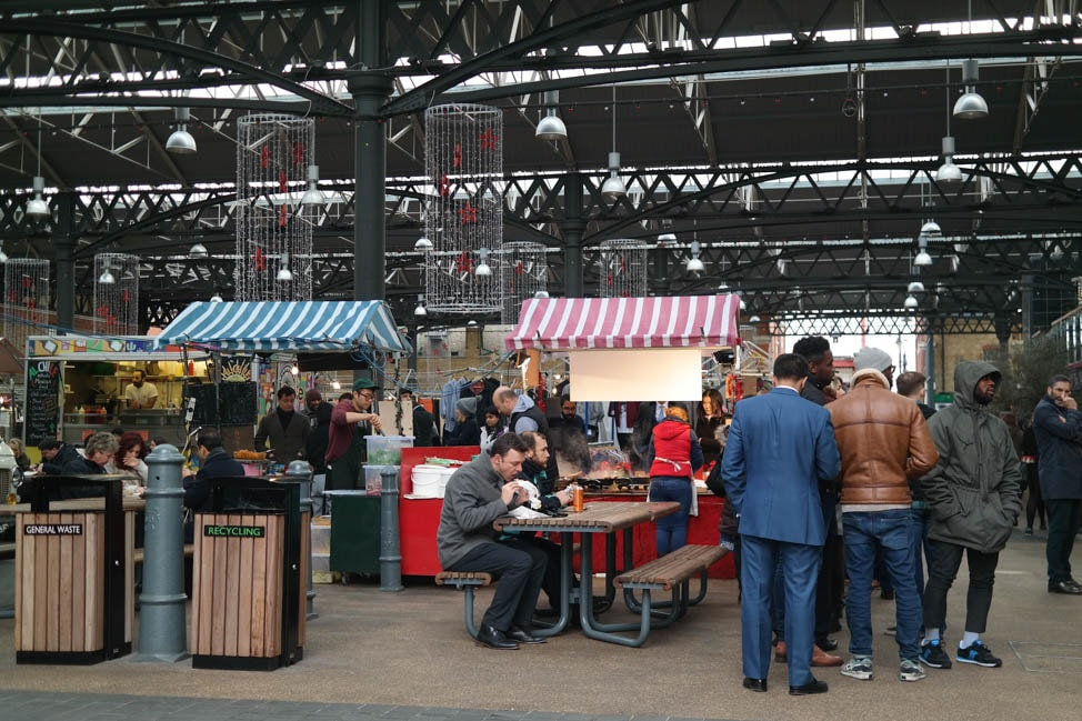 Spitalfields Neighborhood Guide
