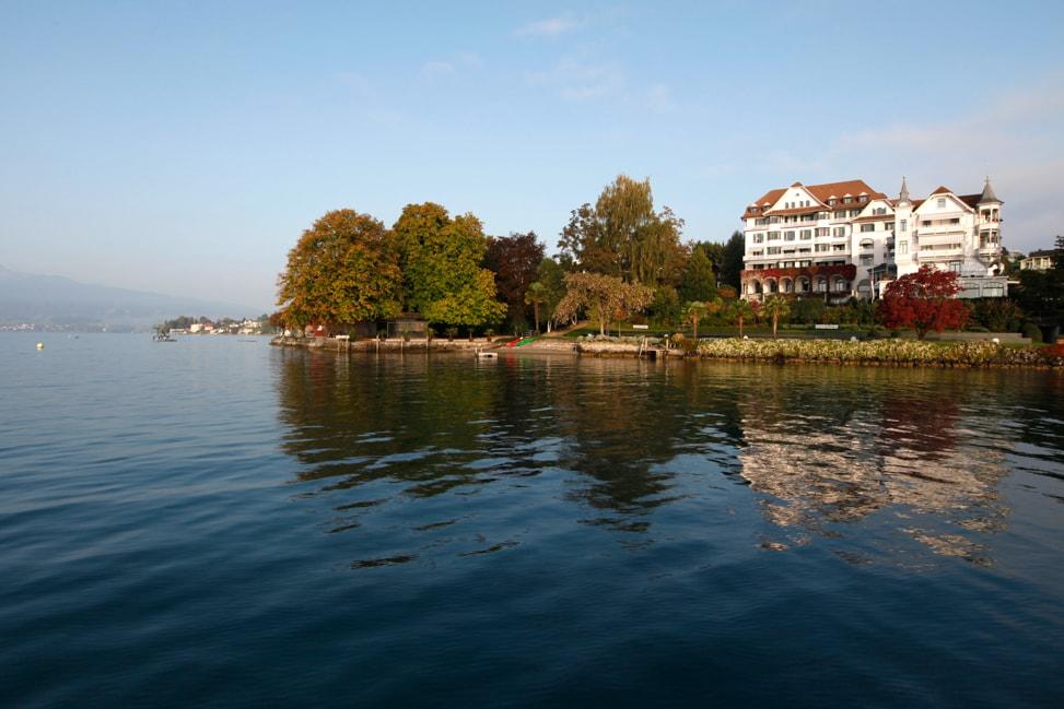 Park Weggis Resort, Weggis Switzerland