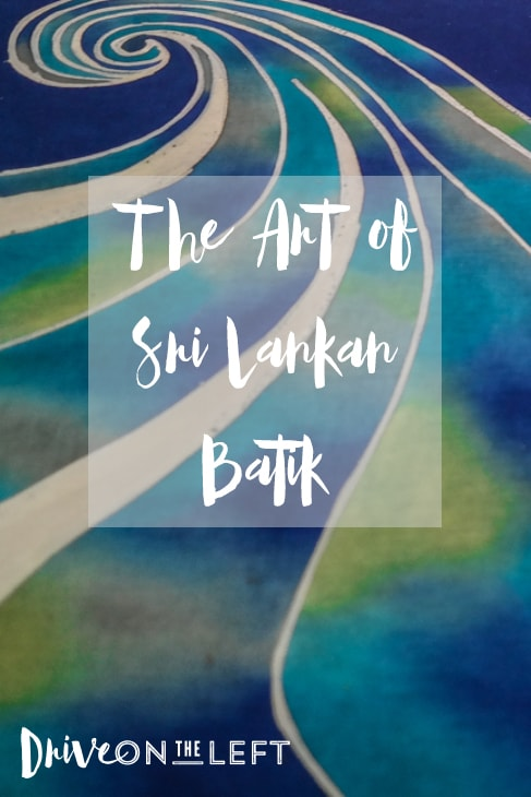 Sri Lanka Batik