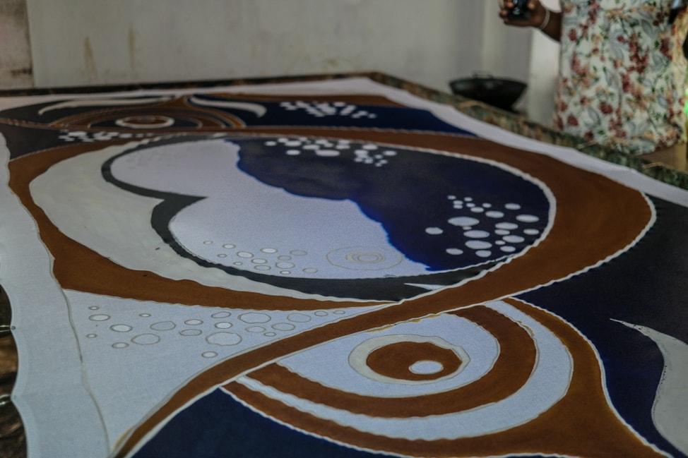 Batik Studio Sri Lanka