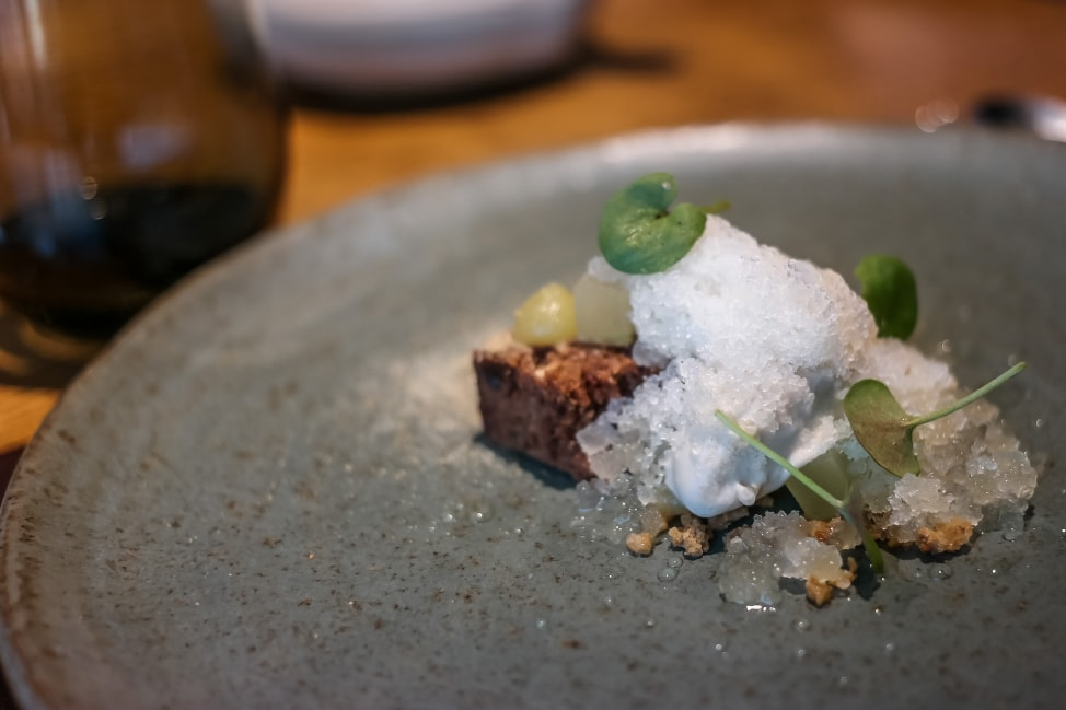 L'Enclume, Lake District