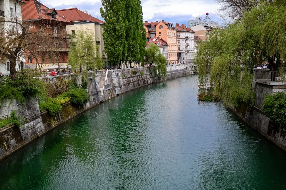 Top 5 Vacation Destinations: 48 Hours in Ljubljana