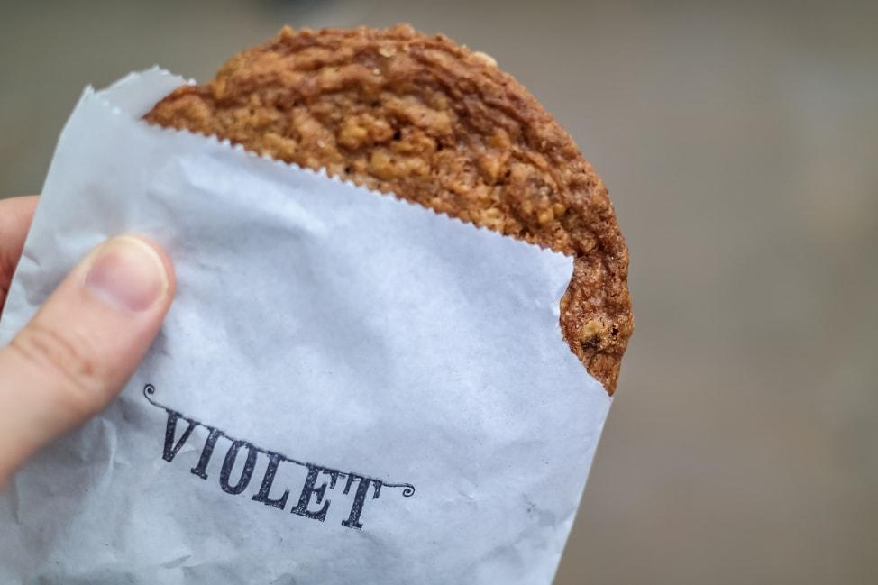 Violet, Broadway Market, London