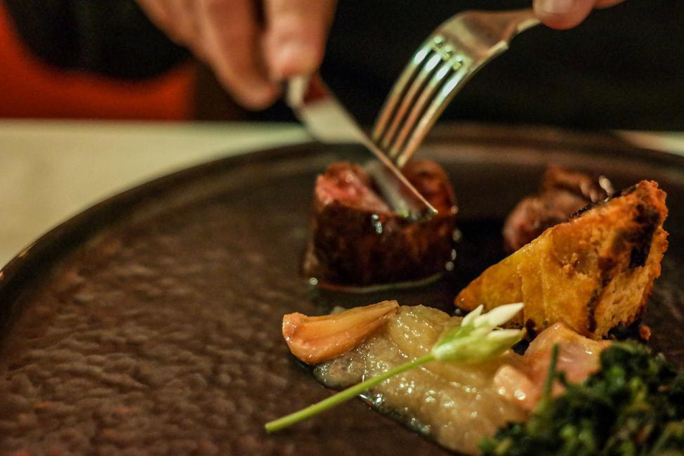 Hisa Franco Restaurant Review