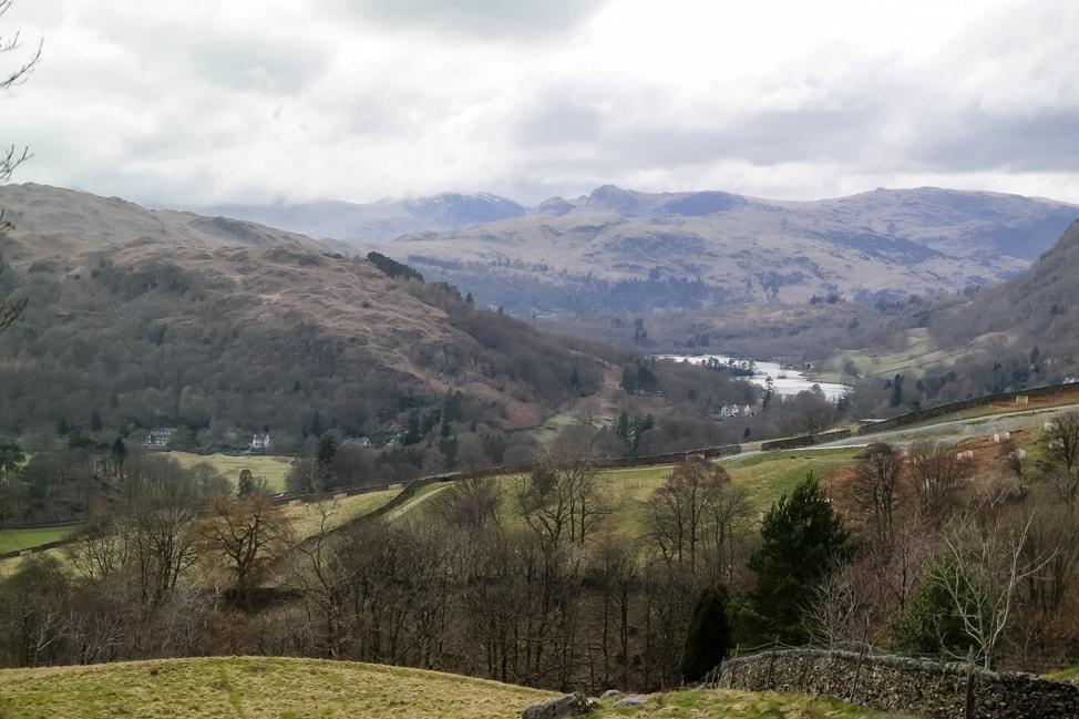 Top 5 Vacation Destinations:: Lake District, UK