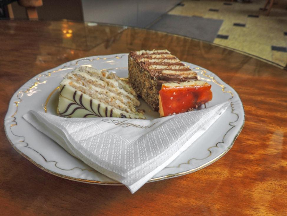 Favorite Restaurants in Europe: Auguszt, Budapest