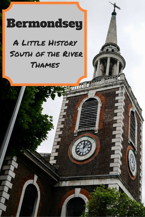A Walking Tour Through Bermondsey
