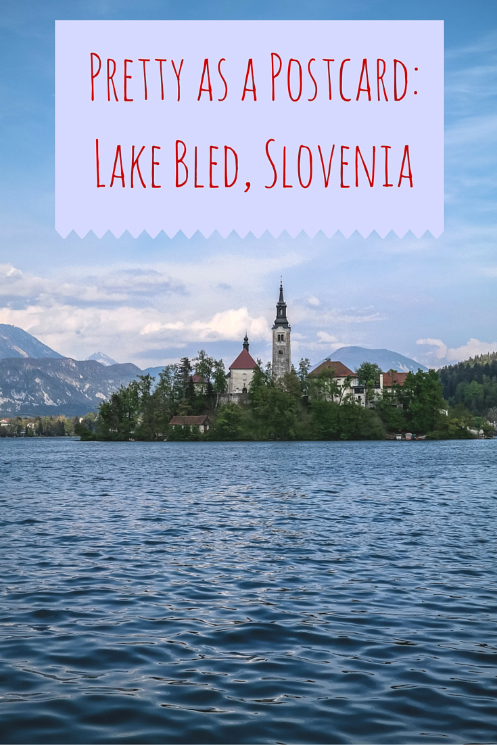 The Natural Beauty of Lake, Bled Slovenia