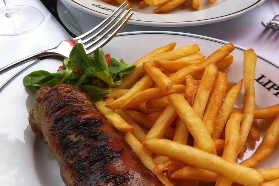 Favorite Restaurants in Europe: Brasserie Lipp, Paris