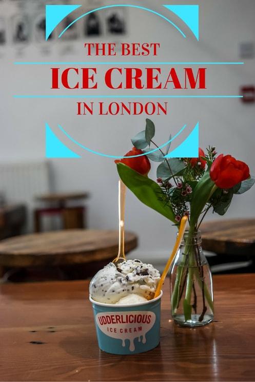 The Best Ice Cream in London