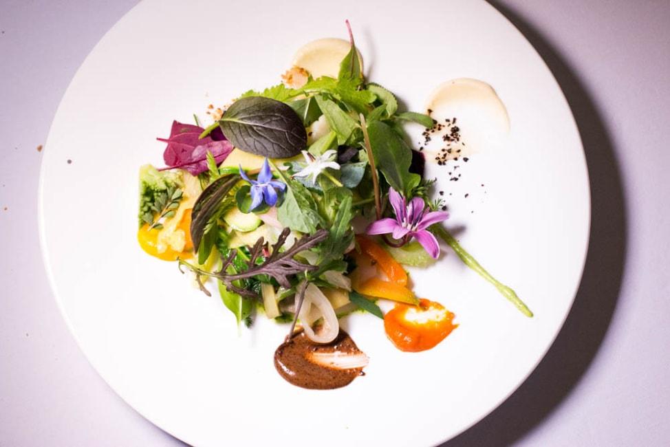 Favorite Restaurants in Europe: Maison Bras, Lagiole, France