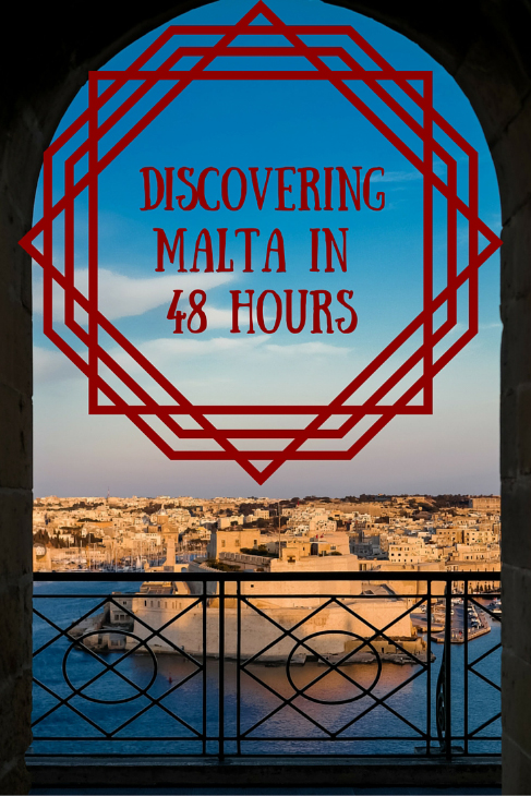Visiting Malta in 48 Hours