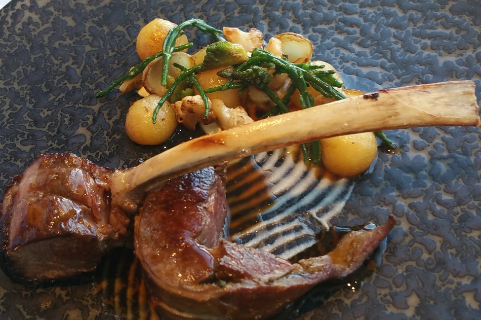 Favorite Restaurants in Europe: TING, London