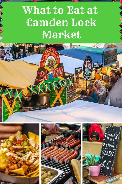 Our guide on what to eat at Camden Lock Market, London