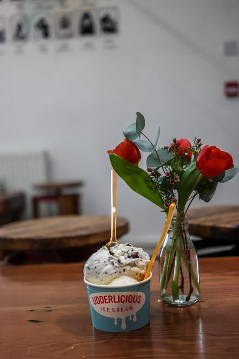 The best ice cream in London: Udderlicious, Islington