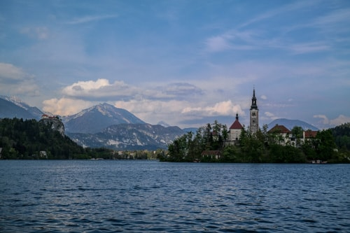 Pretty as a Postcard – Lake Bled, Slovenia thumbnail