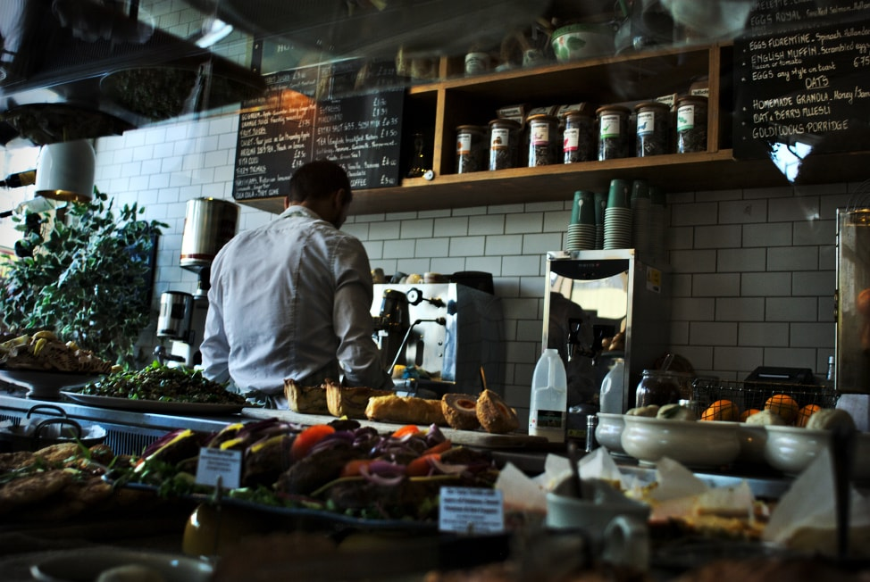 Hitting some of London's best coffee houses...on the London summer bucket list