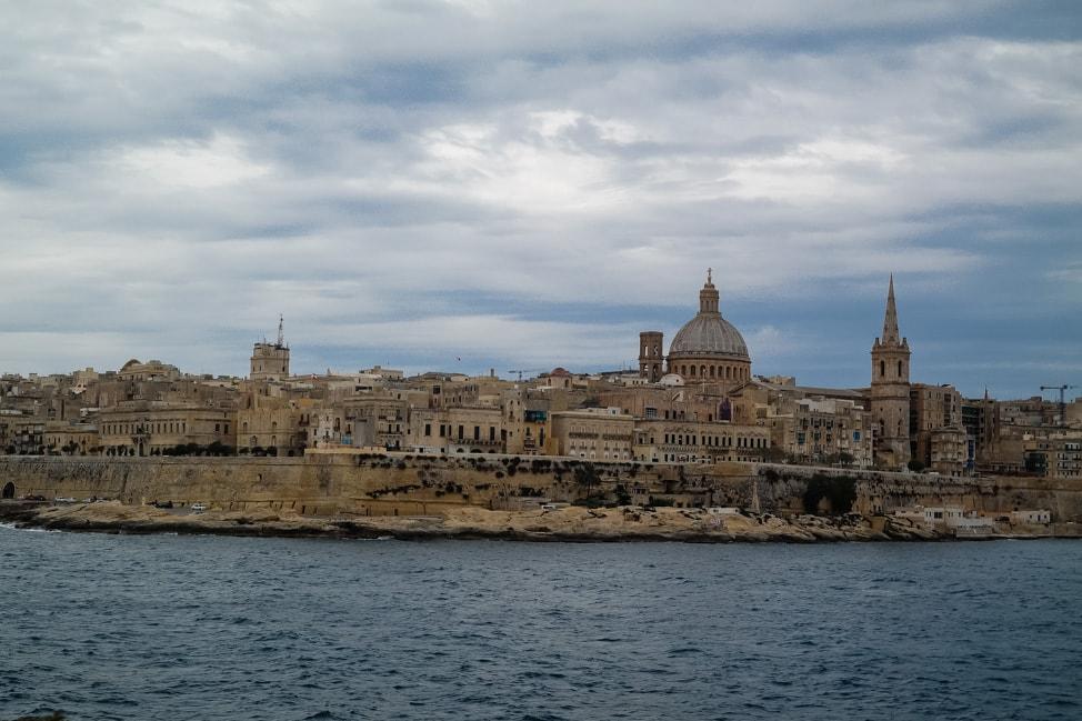 Visiting Malta Valletta