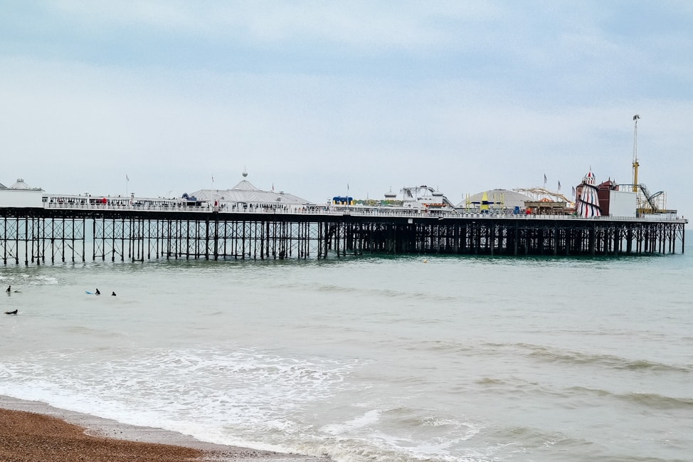 The Brighton Pier ---What's on in Brighton