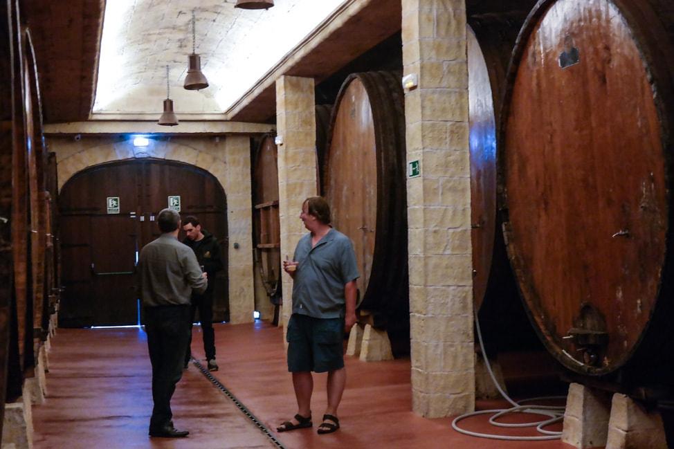 Basque Cider: Inside the Petritegi Sideria