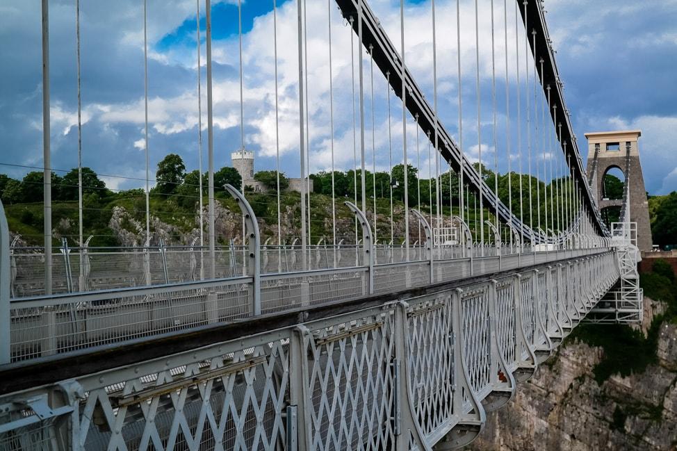 Clifton Suspension Bridge, Bristol