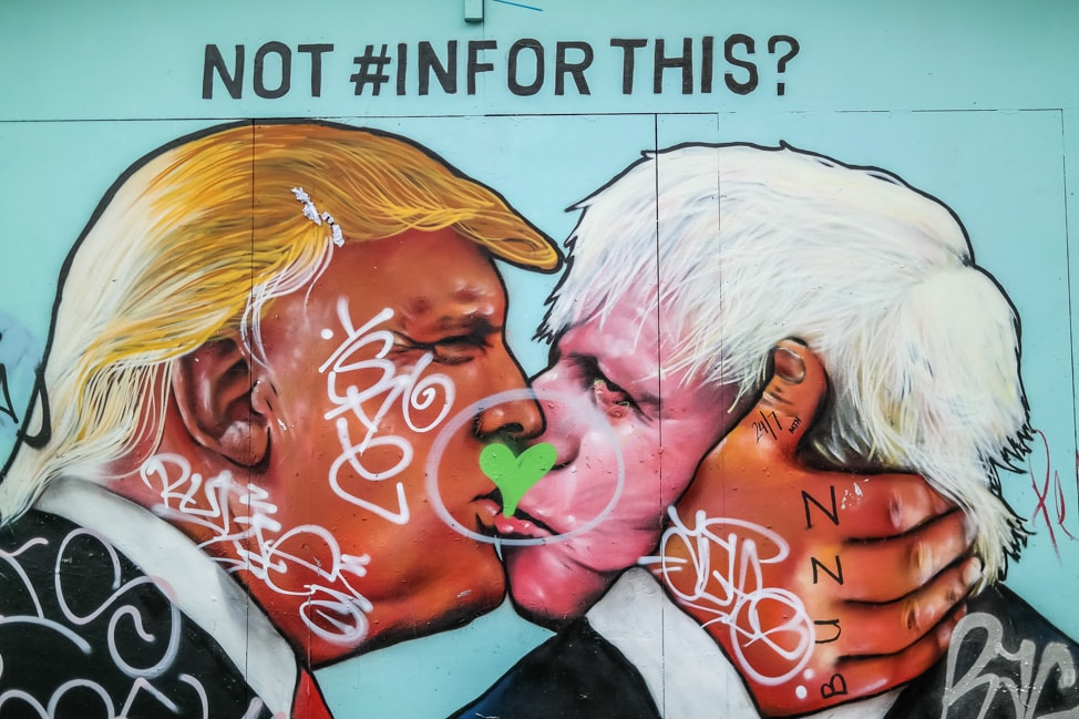 politics art, Bristol