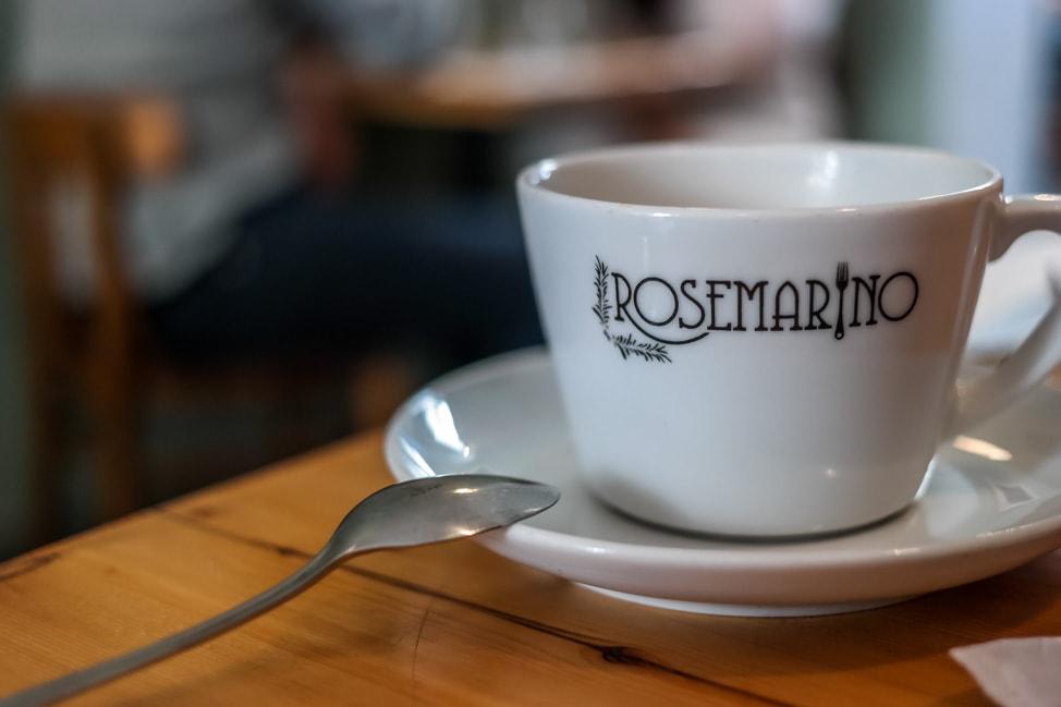 Rosemarino, Bristol