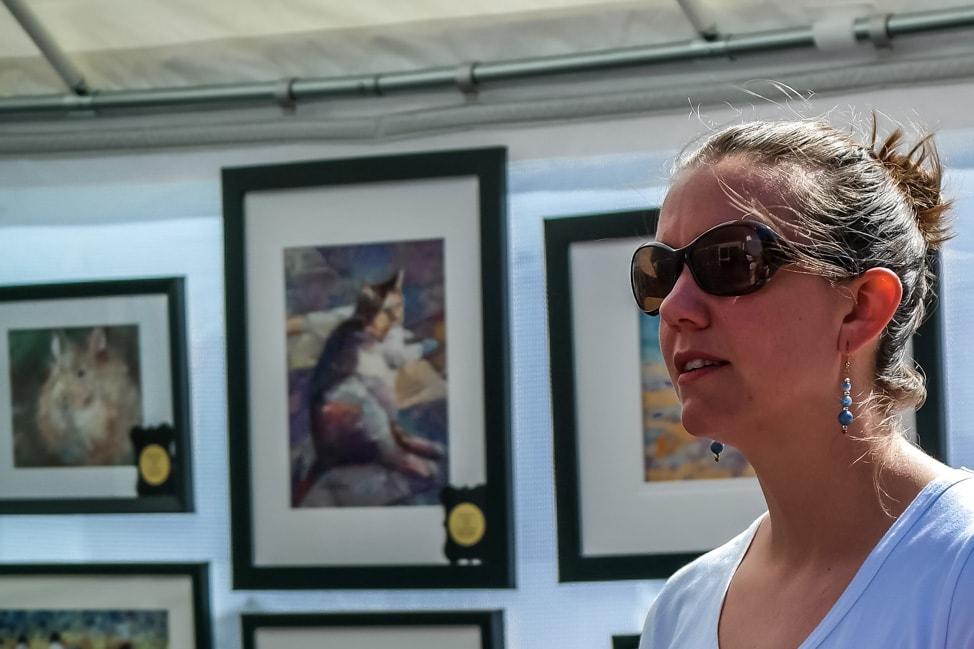 arts fair bloomington indiana
