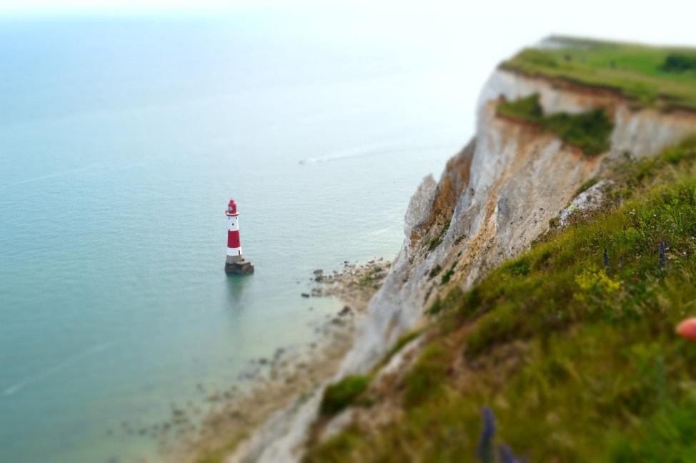 Eastbourne Cliffs