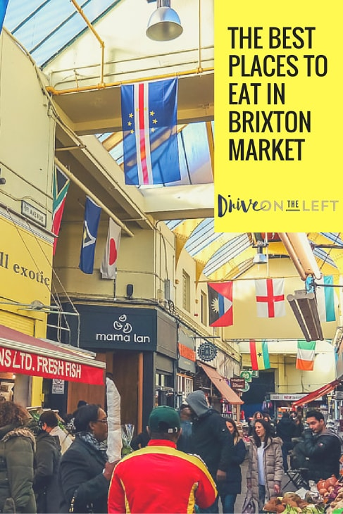 What to eat at Brixton Market