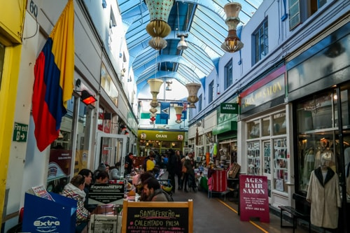 The Best Places to Eat in Brixton Market