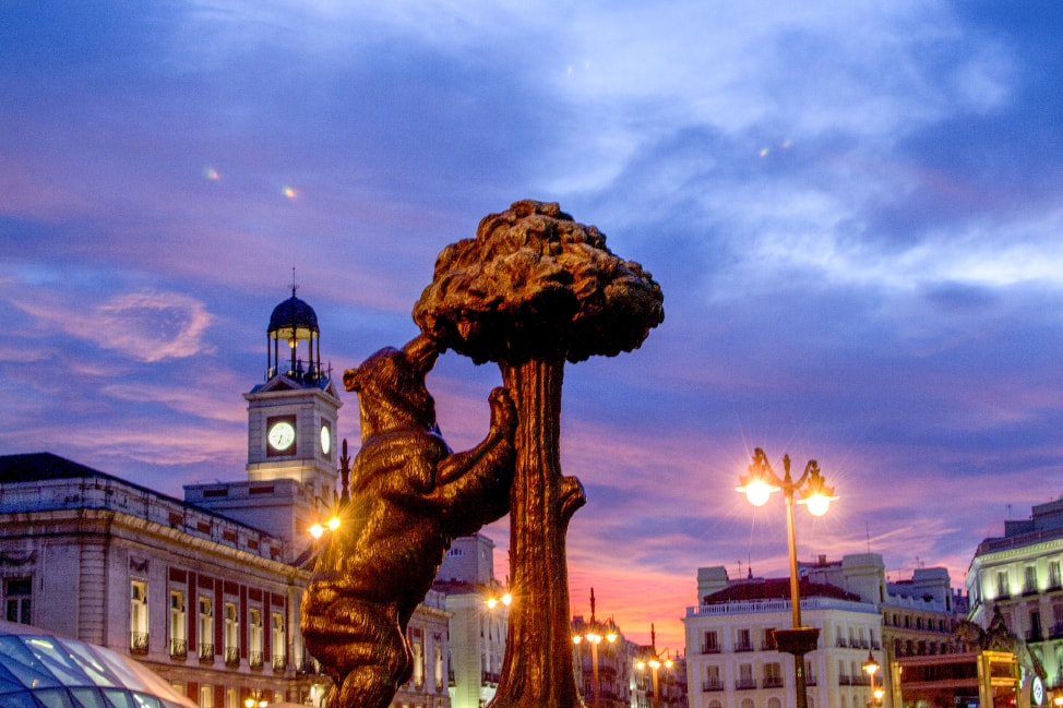 Madrid City Center: 48 Hours in Marid