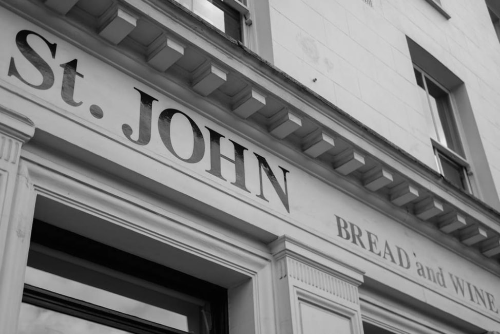 Best Dishes in London: St. John