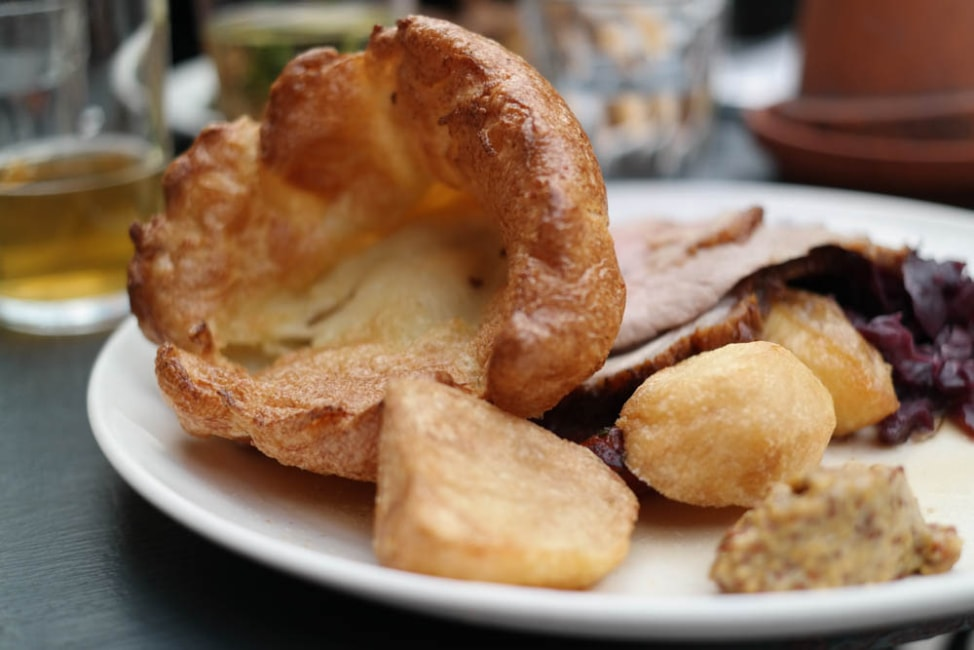Best Dishes in London: Sunday Roast at Smoke House