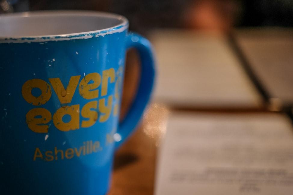 Over Easy Cafe Asheville