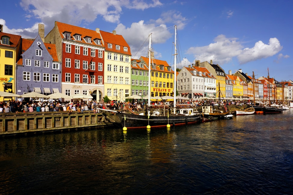 Five Fabulous Dream Holiday Itineraries: Copenhagen, Denmark and Gothenburg, Sweden